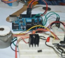 Stepper Motor Speed Control with PIC18F4550
