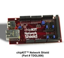 The chipKIT™ UNO32™ and MAX32™ development boards for the Arduino™ Community