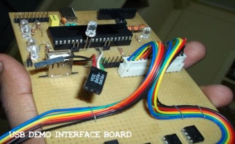 USB Interface Board Tutorial Using PIC18F4550