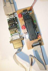 Wisp628 an in-circuit flash PICmicro Programmer