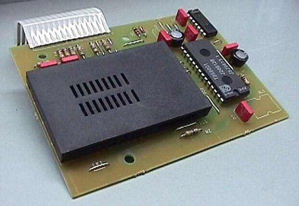embedded microchip schematich