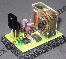 IR On/Off Switch Using Microcontroller