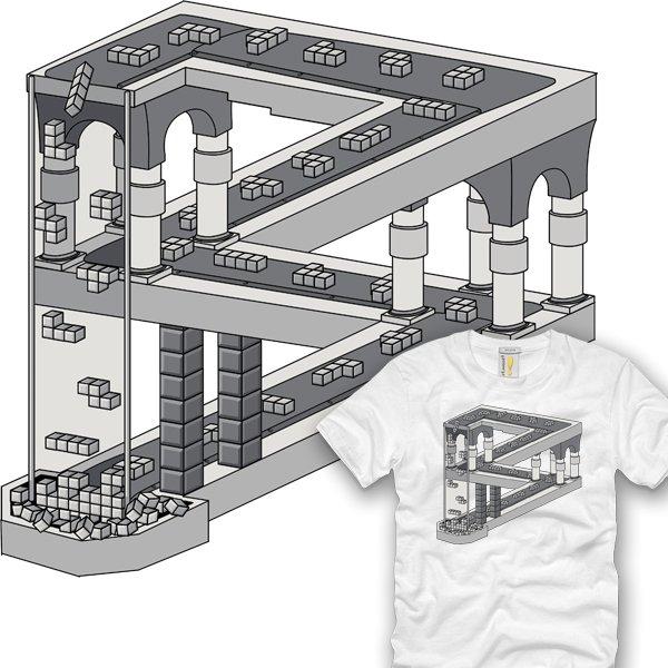 PIC-Tetris schematic