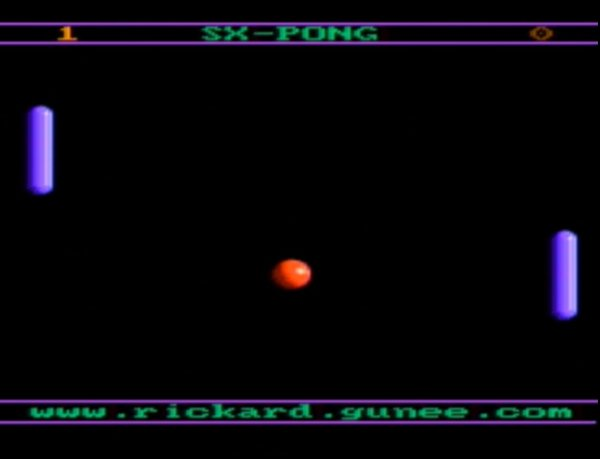 SX-Pong