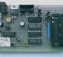 Simple GAL Programmer