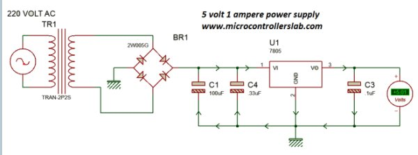 Solar tracking system using pic microcontroller schematic