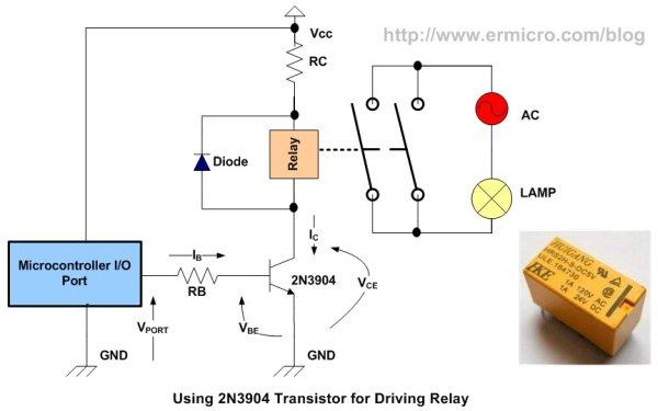 PNP Transistor as a Switch - Pinterest