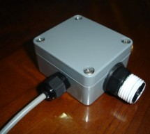 Wireless PICAXE-based water tank level sensor
