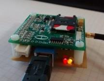 SIM900 USB Communication using MCP2200