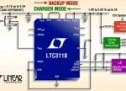 Voltage regulator with backup management