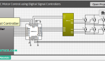 BLDC Motor Control using Digital Signal Controllers