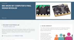 Electronics-Lab.com New Design is Launched