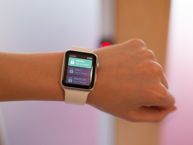 Make an Apple Watch Door Unlocker