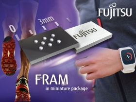 News about 1mbit Spi Fram Comes In Chip Scale Packaging
