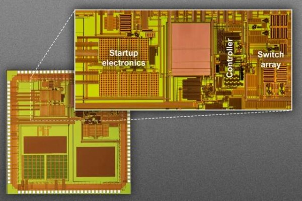 Ultralow-power circuit improves efficiency of energy harvesting to more than 80 percent