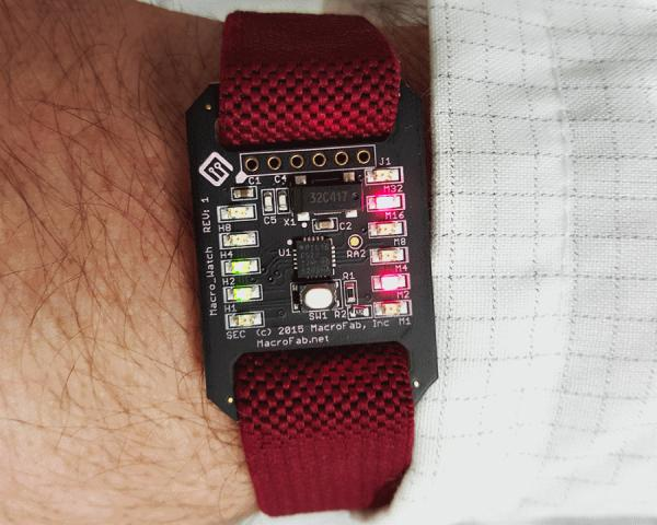 Designing and Building the Macro Watch
