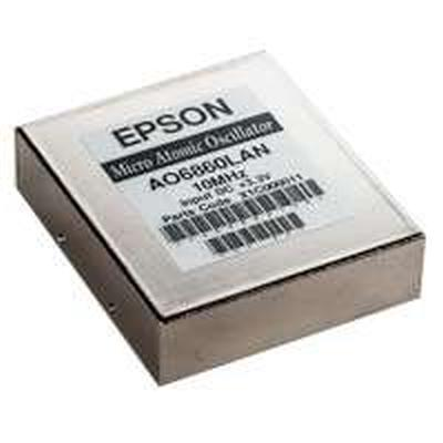 Epson develops compact atomic oscillator