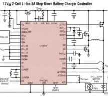 LTC4015 – Multichemistry Buck Battery Charger Controller with Digital Telemetry System