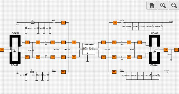 Narrowband RF Power Amplifier (520MHz)