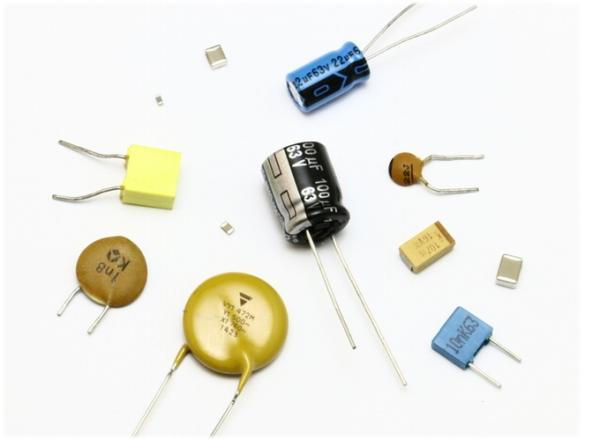 OpenCVMeter - Rediscover Your Capacitors