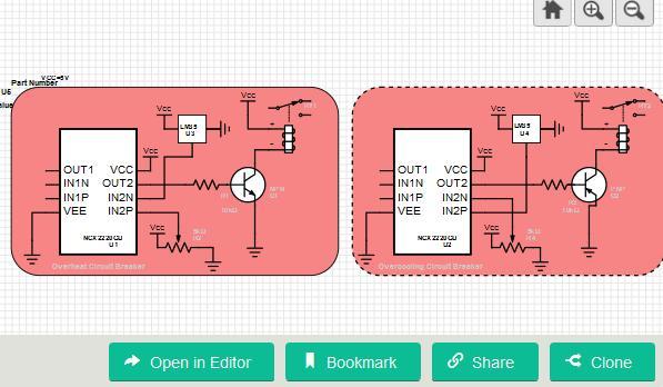 Overheat Overcooling Circuit Breaker