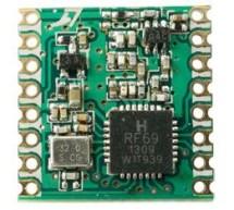RFM69HCW transceiver can go up to 20dBm