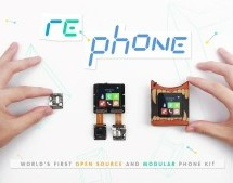 RePhone Kit – World's First Open Source and Modular Phone