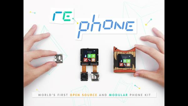 RePhone Kit - World's First Open Source and Modular Phone