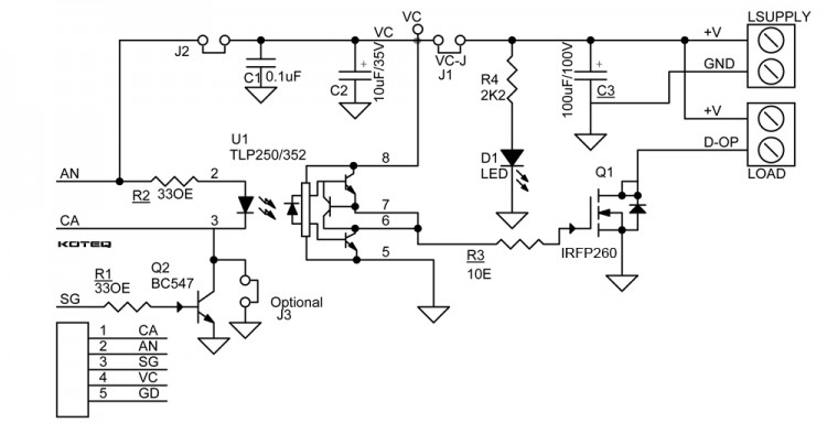 http://www.electronics-lab.com/project/dc-output-solid-state-relay/