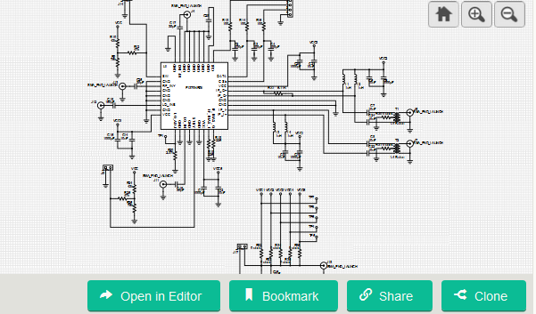 High-band DPD Demodulator with Integrated DSA and RF Switch