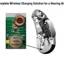 LTC4123 – Low Power Wireless Charger for Hearing Aids
