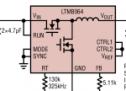 LTM8064 – 58VIN, 6A CVCC Step- Down μModule Regulator