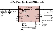 LTM8064 – 58VIN, 6A CVCC Step- Down μModule Regulator