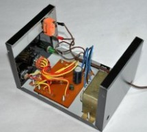 Low voltage power supply unit