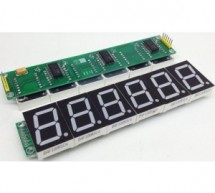6 Digit Serial Display Driver with CAT4016
