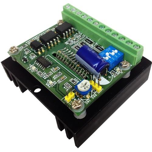 Amps bipolar stepper motor driver based on tb