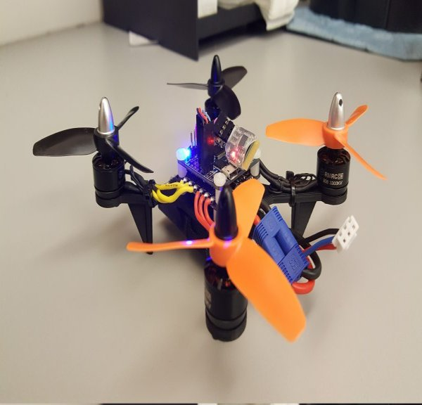 DIY Mini Quadcopter