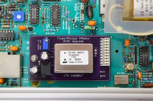 FlukePhilips PM66xx Frequency Counter OCXO Upgrade