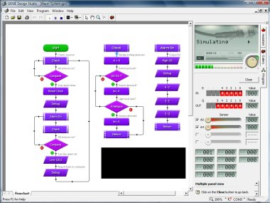 WHAT IS A PIC MICROCONTROLLER WHAT CAN IT DO schematic
