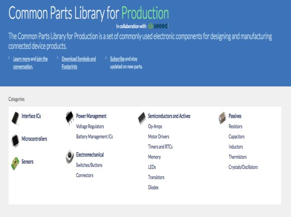 octopart.com – Common Parts Library
