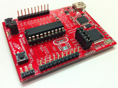 A Brief Introduction to MSP430 using Launchpad (MSP430G2553)