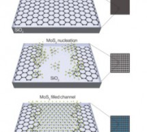 Berkeley Lab makes graphene-MoS2 transistor