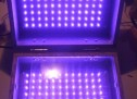 LED UV exposure box