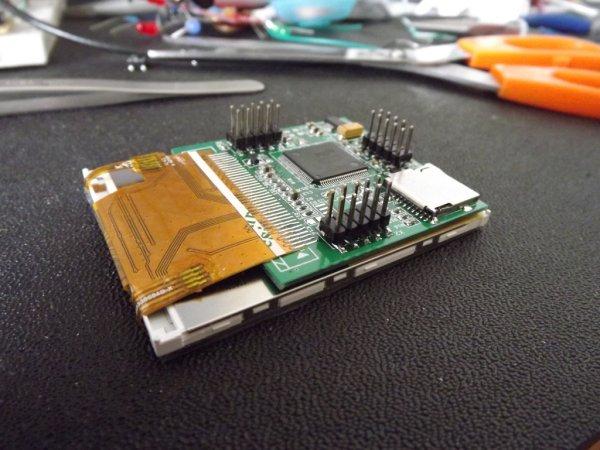 """Open Source 3.2"""" TFT Smart Display"""