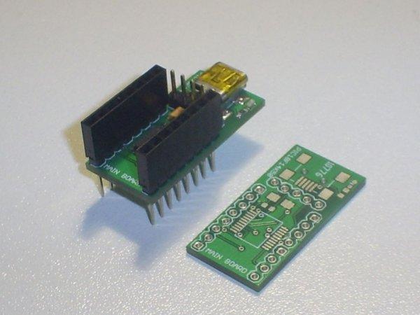 USB Low Pin Kit