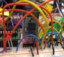 Bluetooth-Controlled Guitar FX Amplifier