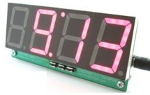 DIY Digital Clock with Temperature Display using PIC Controller