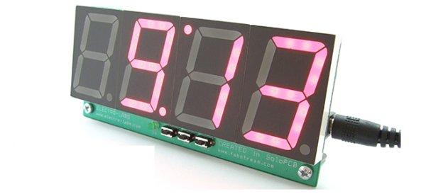 DIY Digital Clock with Temperature Display using PIC Controller