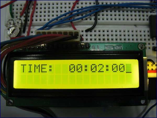 alarm clock using embedded micro controller This is big digital clock circuit without microcontroller this projects use all cmos ics that easy to buy in store than the cheap digital time clock with alarm.