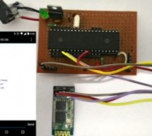 Interfacing Bluetooth Module HC-06 with PIC Microcontroller